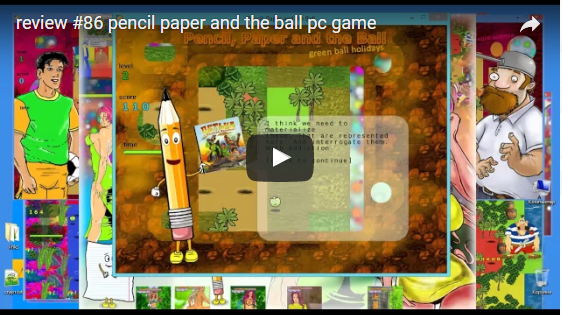 Pencil Paper and the Ball PC game version 10.07.2017 review 86