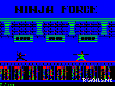 Magic Bytes для БК-0010.01 ninja force