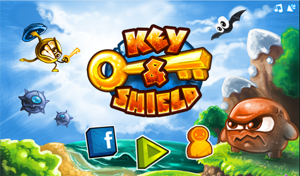 Key shield аркадная игра в браузере
