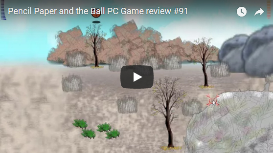 Pencil Paper and the Ball PC Game review #91