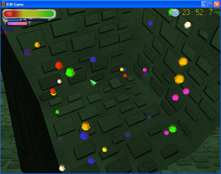 game Something Unexplained 1 level particles generator