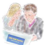 онлайн обучение, репетитор