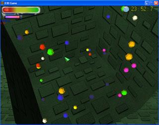 игра Нечто Необъяснимое 1 уровень генератор частиц