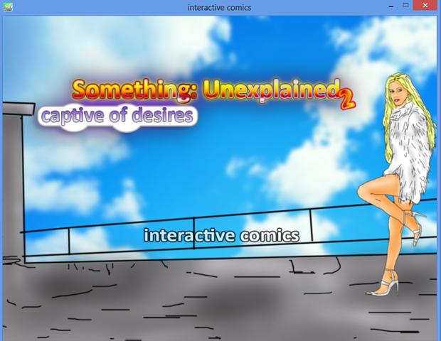 something: unexplaned 2 captive of desires main title